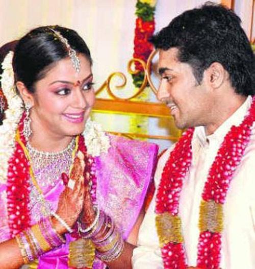 Famous Actress Marriage Photos